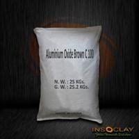 Jual Inorganic Oxide - Aluminium Oxide Brown C 100