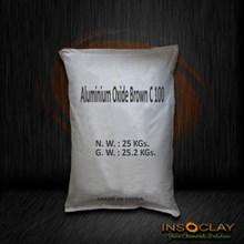 Inorganic Oxide - Aluminium Oxide Brown C 100