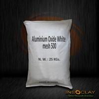 Inorganic Oxide - Aluminium Oxide White mesh 500 1