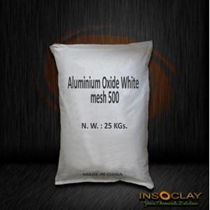 Inorganic Oxide - Aluminium Oxide White mesh 500