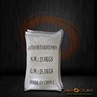 Penyimpanan Bahan Kimia - Sodium Metabisulphite China 1