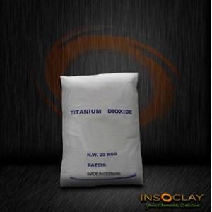 Pigment dan Pewarna - Titanium Dioxide