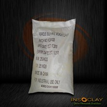 Penyimpanan Bahan Kimia  - Ferrous Sulphate Monohydrate