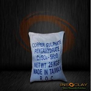 Kimia Industri - Copper Sulphate