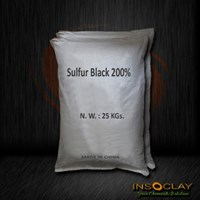 Agro kimia - Sulfur Black 200% 1