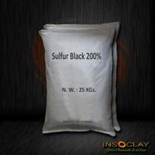 Agro kimia - Sulfur Black 200%