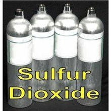 Inorganic Oxide - Sulfur Dioxide