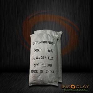 Kimia Industri - Sodium Sulfide