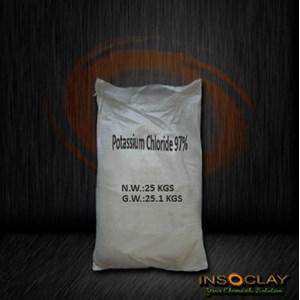 Penyimpanan Bahan Kimia - Potassium Chloride 97%