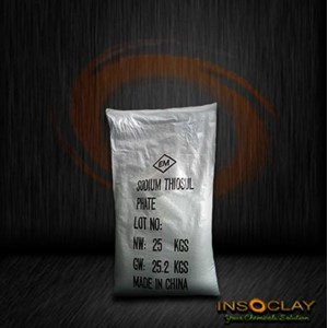 Inorganic Salt - Sodium Thiosulphate