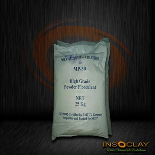 Penyimpanan Bahan Kimia - PAC (Polyaluminium Chloride) Jerman