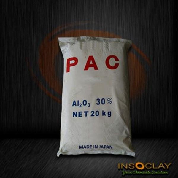Penyimpanan Bahan Kimia - PAC (Polyaluminium Chloride) Japan