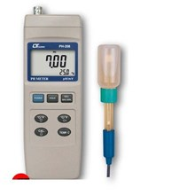 Alat Laboratorium - Lutron PH 208 Digital PH Meter