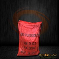 Bahan Kimia Makanan - Iron Oxide Red  1