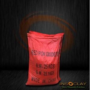 Bahan Kimia Makanan - Iron Oxide Red