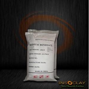 Bahan Kimia Makanan - Sodium Benzoate