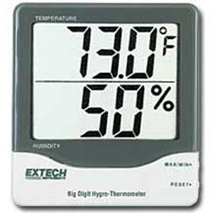 Extech Big Digit Hygro-Thermometer 445703