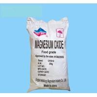 Jual Bahan Tambahan Makanan - Magnesium Oxide Food 2
