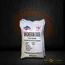 Bahan Tambahan Makanan - Magnesium Oxide Food