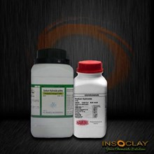 Kimia Farmasi - Sodium Hydroxide Pellets Proanalis