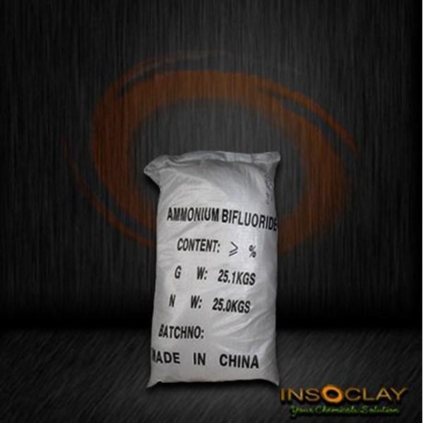 Penyimpanan Bahan Kimia - Ammonium Biflouride