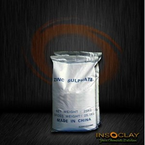 Bahan Kimia Pertanian - Zinc Sulphate