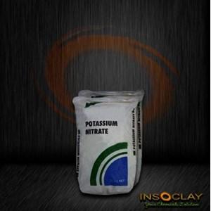 Agro kimia - Kalium Nitrate