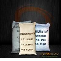 Bahan Kimia Pertanian - Calcium Nitrate Fertilizer 1