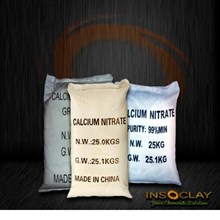 Bahan Kimia Pertanian - Calcium Nitrate Fertilizer