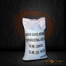 Bahan Kimia Pertanian Lainnya - Ferrous Sulphate Heptahydrate