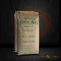 Jual Bahan Kimia Makanan - Citric Acid Monohydrate FG