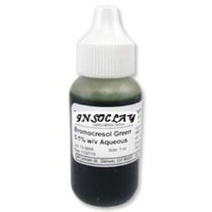 Kimia Farmasi - Bromocresol Green pH Indicator