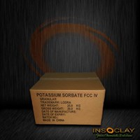 Bahan Kimia Makanan - Potassium Sorbate 1