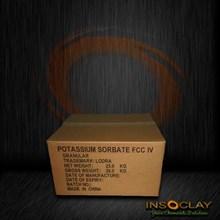 Bahan Kimia Makanan - Potassium Sorbate