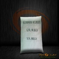 Penyimpanan Bahan Kimia - Aluminium Sulfate