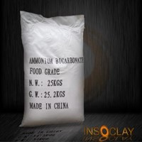Bahan Tambahan Makanan - Ammonium Bicarbonate Fg 1