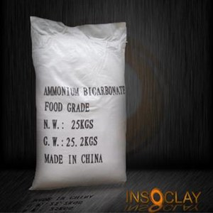 Bahan Tambahan Makanan - Ammonium Bicarbonate Fg