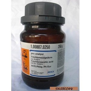 Trichloroacetic Acid Proanalis