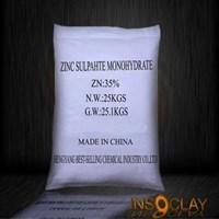 Jual Bahan Kimia Pertanian Lainnya - Zinc Sulphate Monohydrate