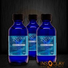Glycolic Acid 70% Cosmetic