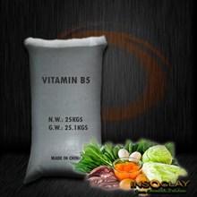 Bahan Kimia Makanan - Vitamin B5