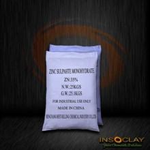 Bahan Kimia Pertanian Lainnya - Zinc Sulphate Monohydrate 35%