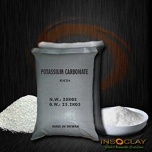 Bahan Kimia Makanan - Potassium Carbonate Powder FG