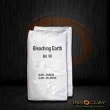 Penyimpanan Bahan Kimia - Bleaching Earth Bd 50