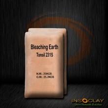 Penyimpanan Bahan Kimia - Bleaching Earth Tonsil 231S