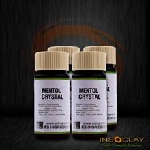 Kimia Farmasi - Mentol Crystal