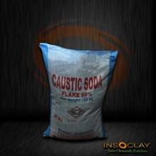 penyimpanan bahan kimia - Caustic Soda Flake 98%