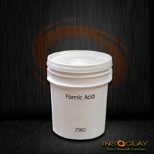 Storage of chemicals-Formic Acid Brand Sintas 90