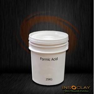Storage of chemicals-Formic Acid Brand Sintas 90