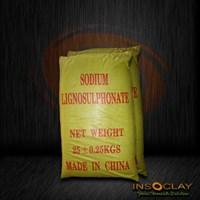 Jual Bahan Perekat  - Sodium Lignosulfonate